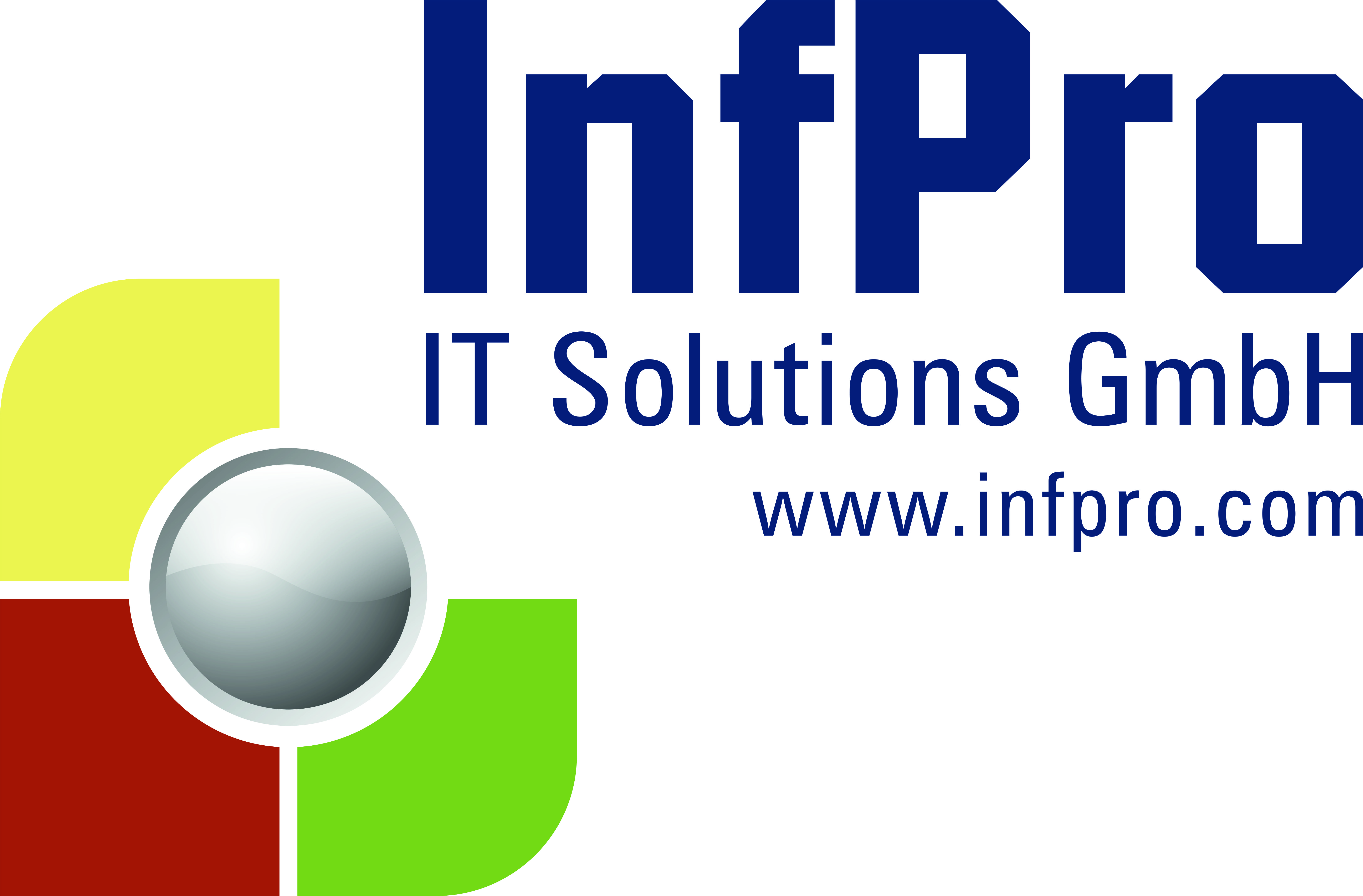 Infpro IT Solutions Logo